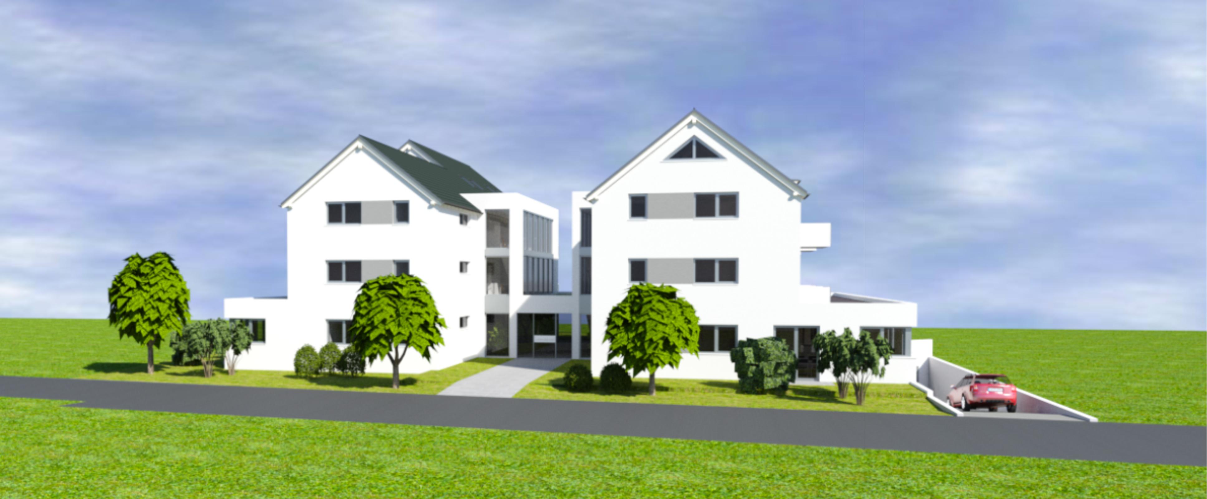 Mehrfamilienhäuser NEU-ULM / Pfuhl